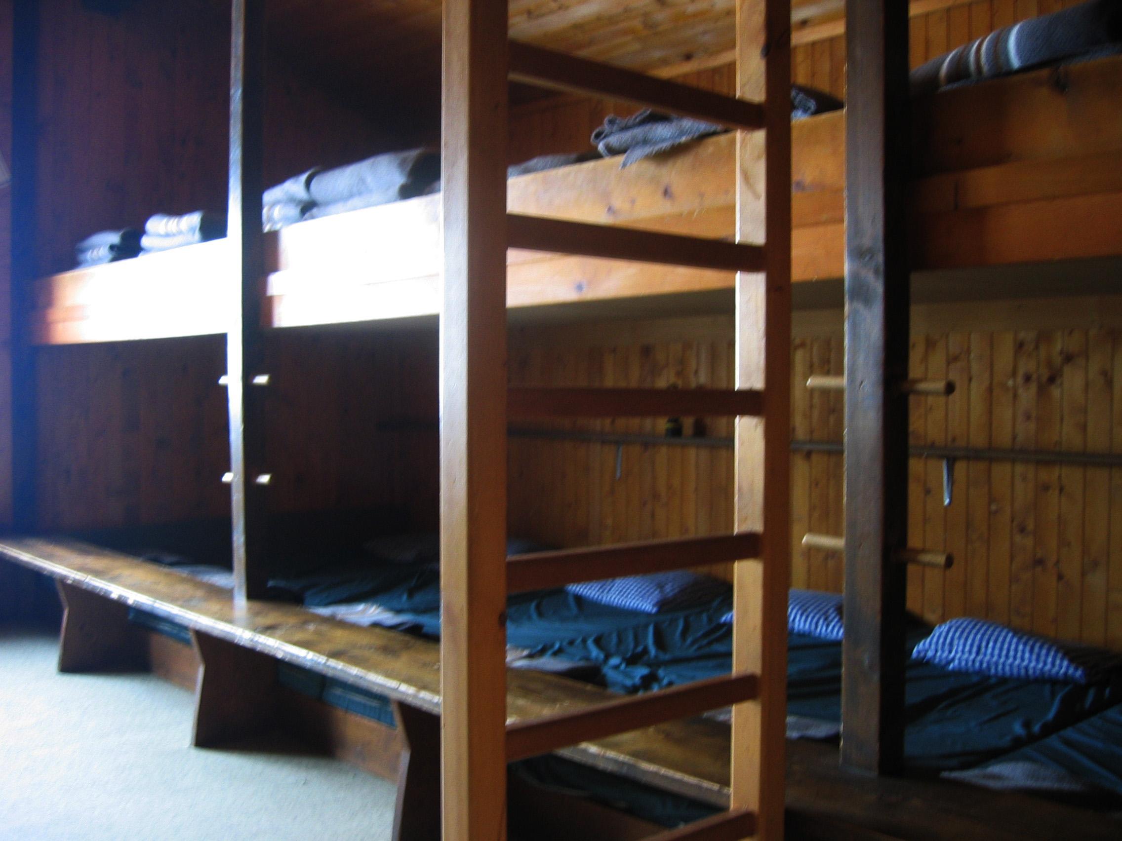 voorbeeld Matratzenlager