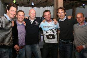 wielrennen Oostenrijk de Berghut Rauris